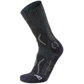 UYN Trekking Expl**** Light Socks Men Dark Green/Sage Green